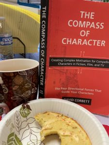 Compass of Character, David Corbett, Author, Storyteller